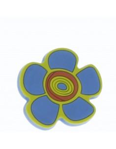 Buton floare bleu din...