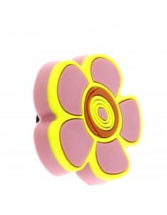 Buton floare roz din...